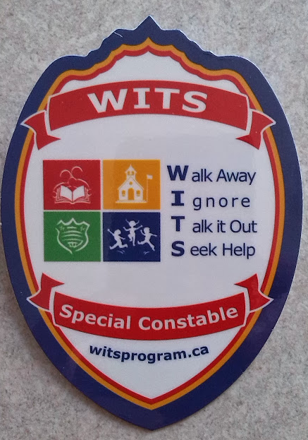 WITS Badge
