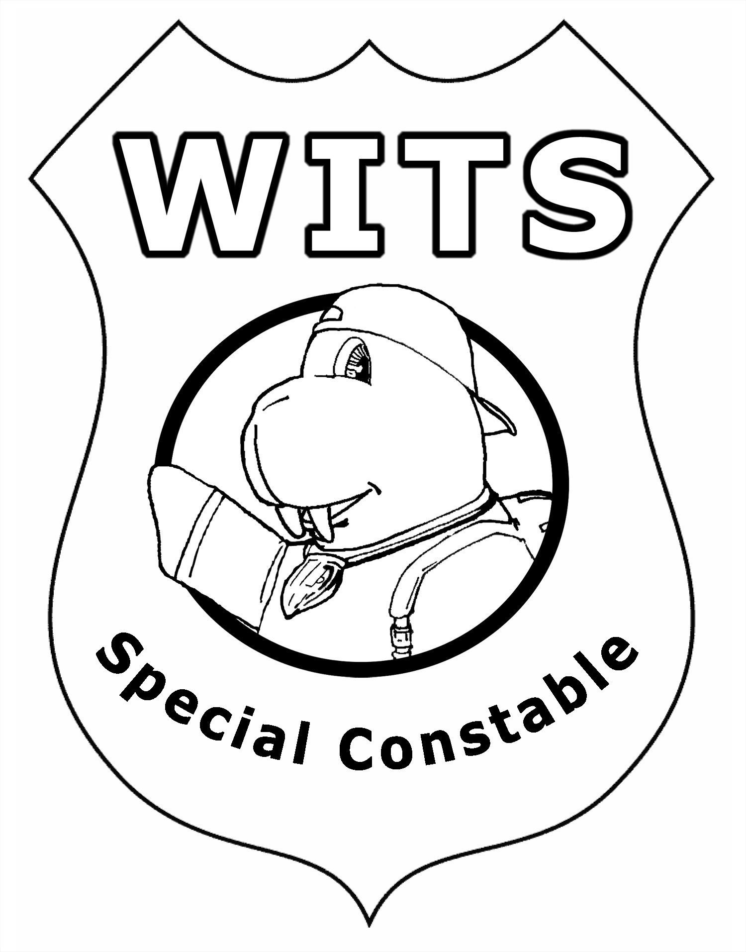 Printable WITS Badge