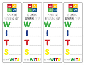 WITS bookmarks